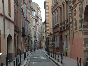 Classic city France - Toulouse