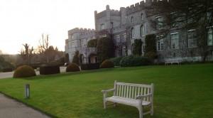 West Dean, Front Entrance