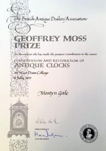 GM Prize